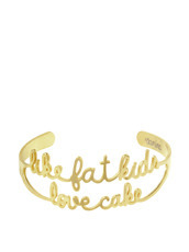 VANINA Like Fat Kids Love Cake Bracelet