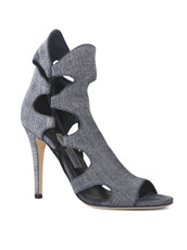 Jimmy Choo 161Elastic Denim Bootie