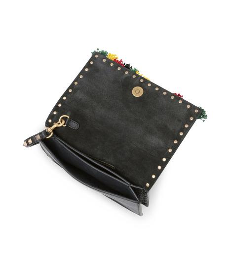 VALENTINO GARAVANI(ヴァレンティノ ガラヴァーニ)のClutch Beaded-BLACK(クラッチバッグ/clutch bag)-LW2B0960WRF-13 詳細画像4