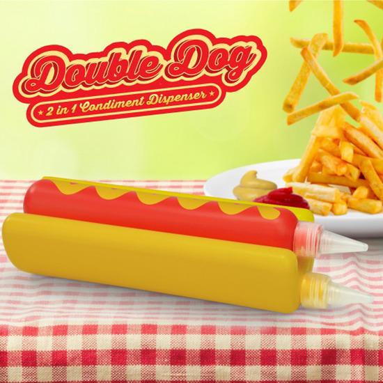 Mustard(マスタード)のDouble dog-YELLOW(キッチン/kitchen)-M12007-32 詳細画像3
