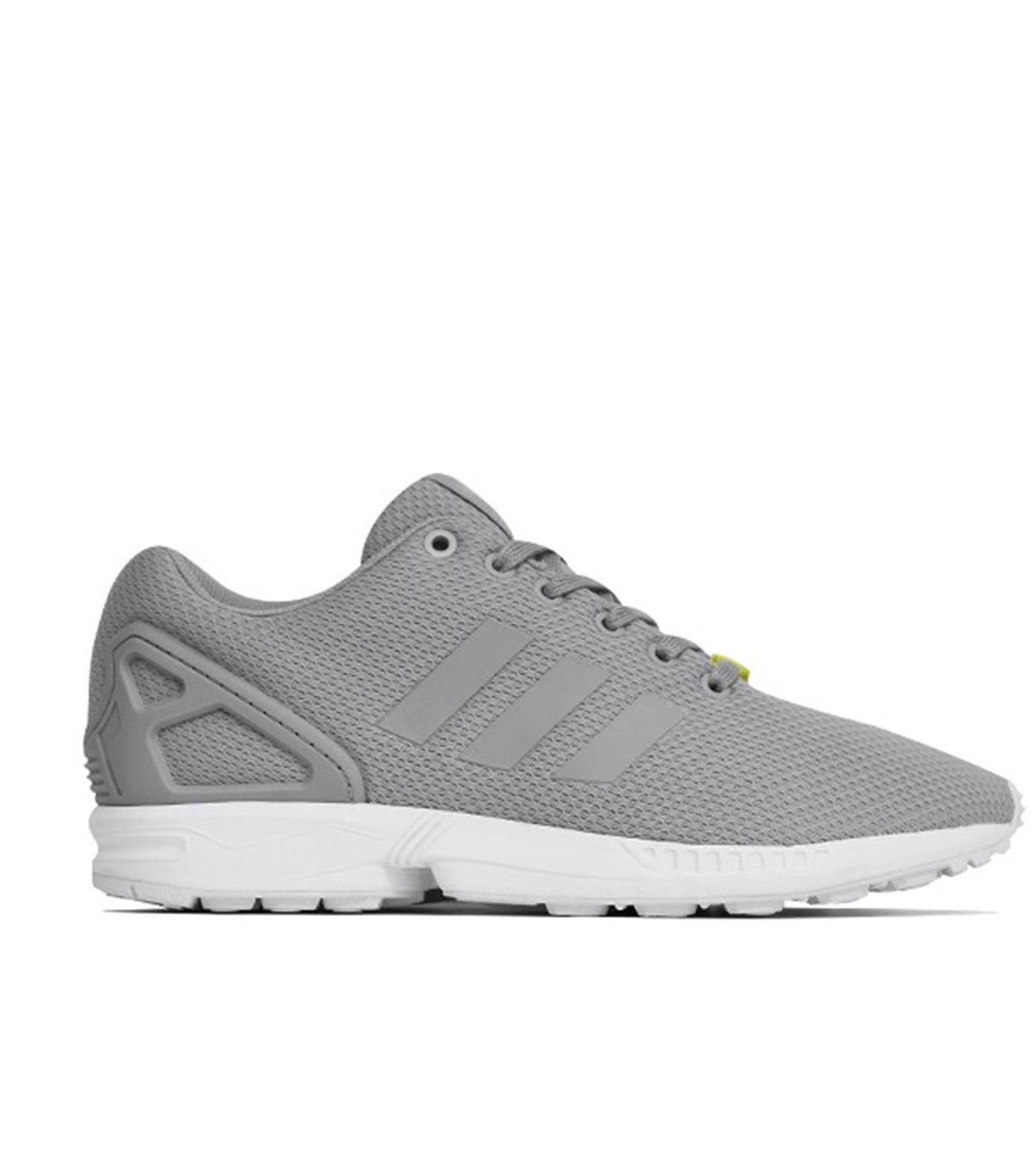 adidas(アディダス)のadidas ZX FLUX-GRAY(シューズ/shoes)-M19838-11 拡大詳細画像1