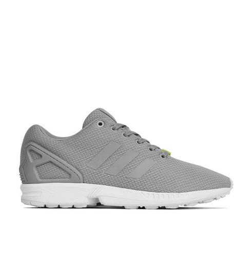 adidas(アディダス)のadidas ZX FLUX-GRAY(シューズ/shoes)-M19838-11 詳細画像1