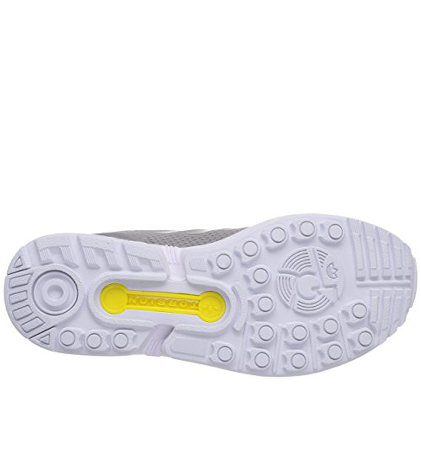 adidas(アディダス)のadidas ZX FLUX-GRAY(シューズ/shoes)-M19838-11 拡大詳細画像2