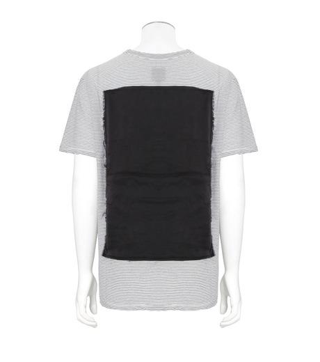 RtA(アールティーエー)のBorderT-WHITE(カットソー/cut and sewn)-M8810-4STSLK-4 詳細画像2