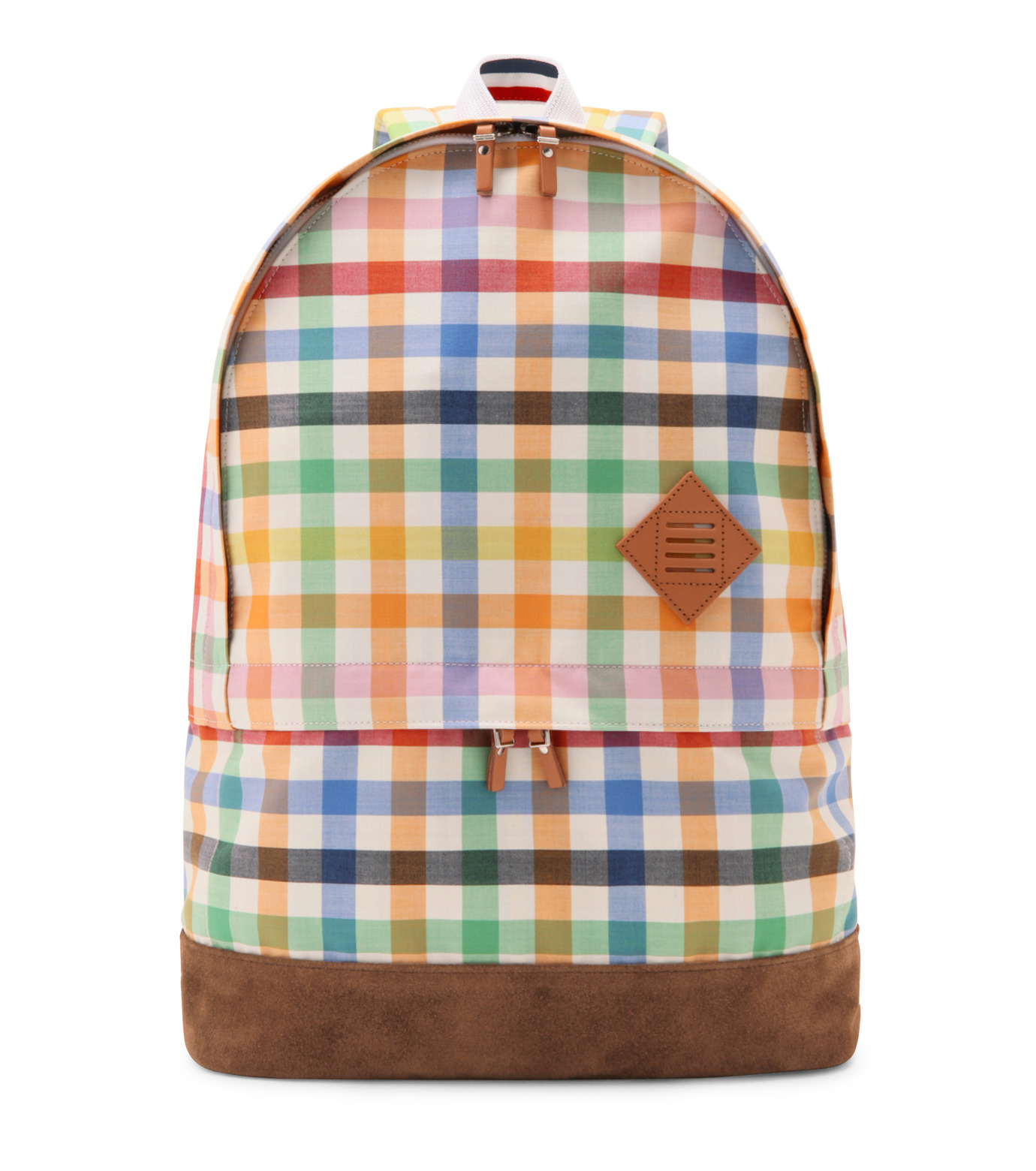 Thom Browne(トムブラウン)のBackpack-YELLOW-MAG005BW6948-32 拡大詳細画像1