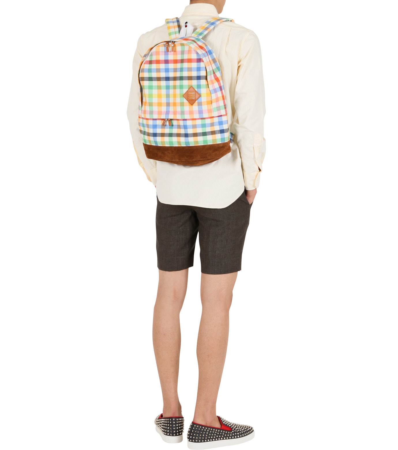 Thom Browne(トムブラウン)のBackpack-YELLOW-MAG005BW6948-32 拡大詳細画像7