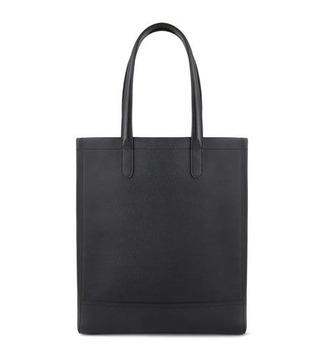 Thom Browne(トムブラウン)のLeather Tote-BLACK(ハンドバッグ/hand bag)-MAG059A00198-13 詳細画像3