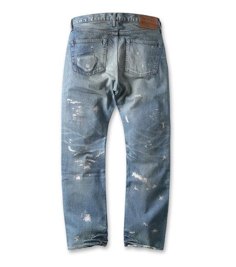 Heddie Lovu(エディー ルーヴ)のMAHOGANY LGT-SP1-LIGHT BLUE(パンツ/pants)-MAH-LGT-SP1-91 詳細画像2