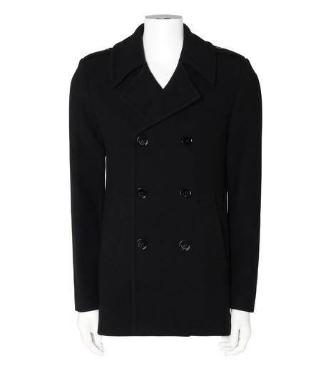 GARCONS INFIDELES(ギャルソン・インフィデレス)のClassic P Coat-BLACK(コート/coat)-MARLON-13 詳細画像1