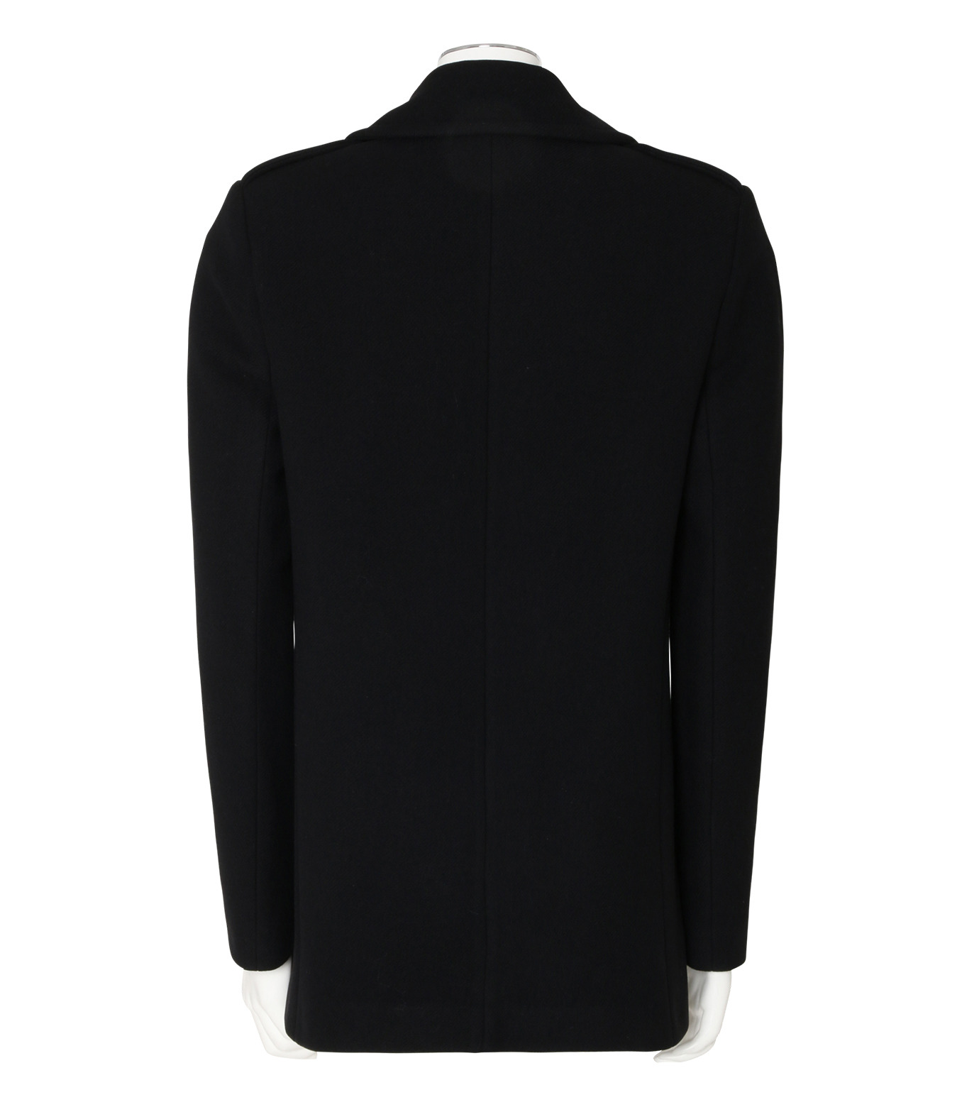 GARCONS INFIDELES(ギャルソン・インフィデレス)のClassic P Coat-BLACK(コート/coat)-MARLON-13 拡大詳細画像2