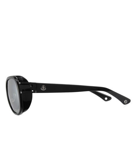 Moncler Eyewear(モンクレールアイウェア)のEYEWEAR-BLACK(アイウェア/eyewear)-MC509-13 詳細画像2