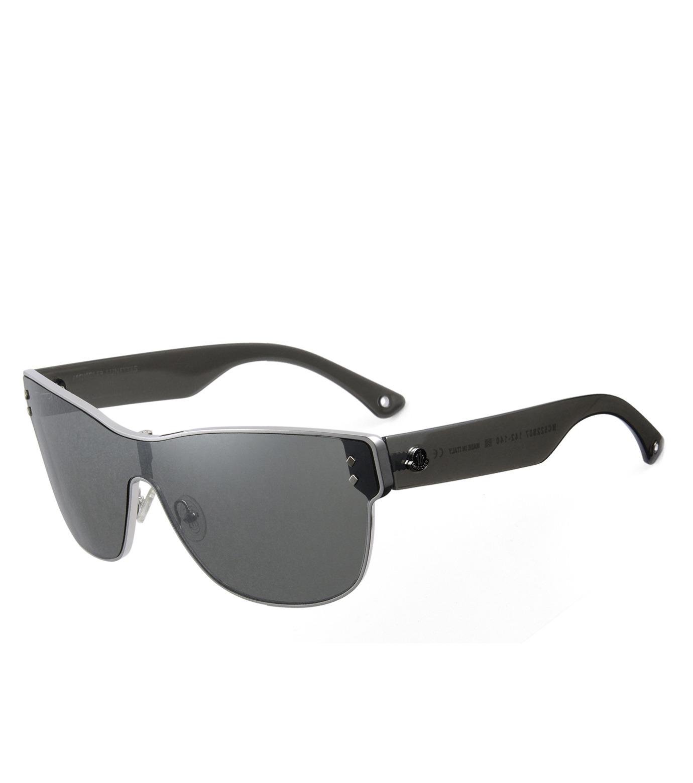 Moncler Eyewear(モンクレールアイウェア)のEYEWEAR-SILVER(アイウェア/eyewear)-MC522-1 拡大詳細画像1