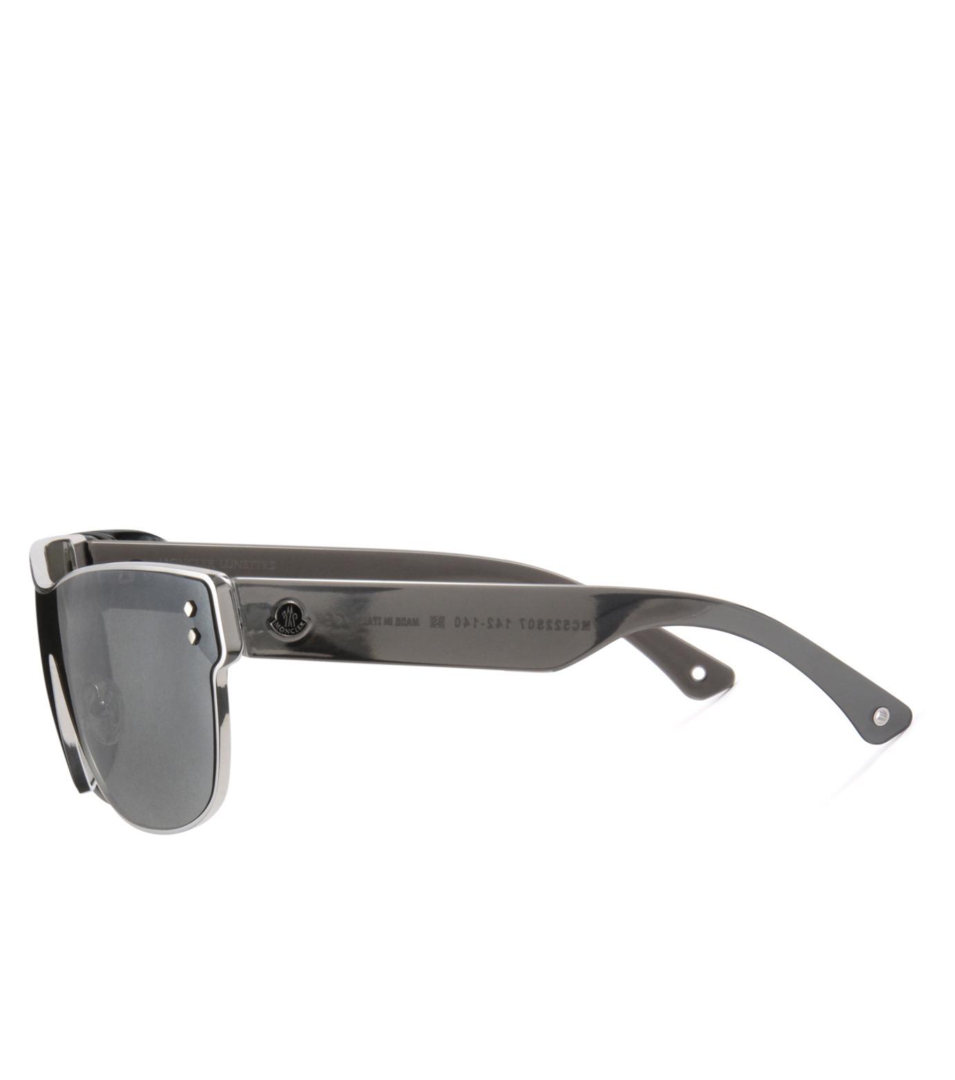 Moncler Eyewear(モンクレールアイウェア)のEYEWEAR-SILVER(アイウェア/eyewear)-MC522-1 拡大詳細画像2