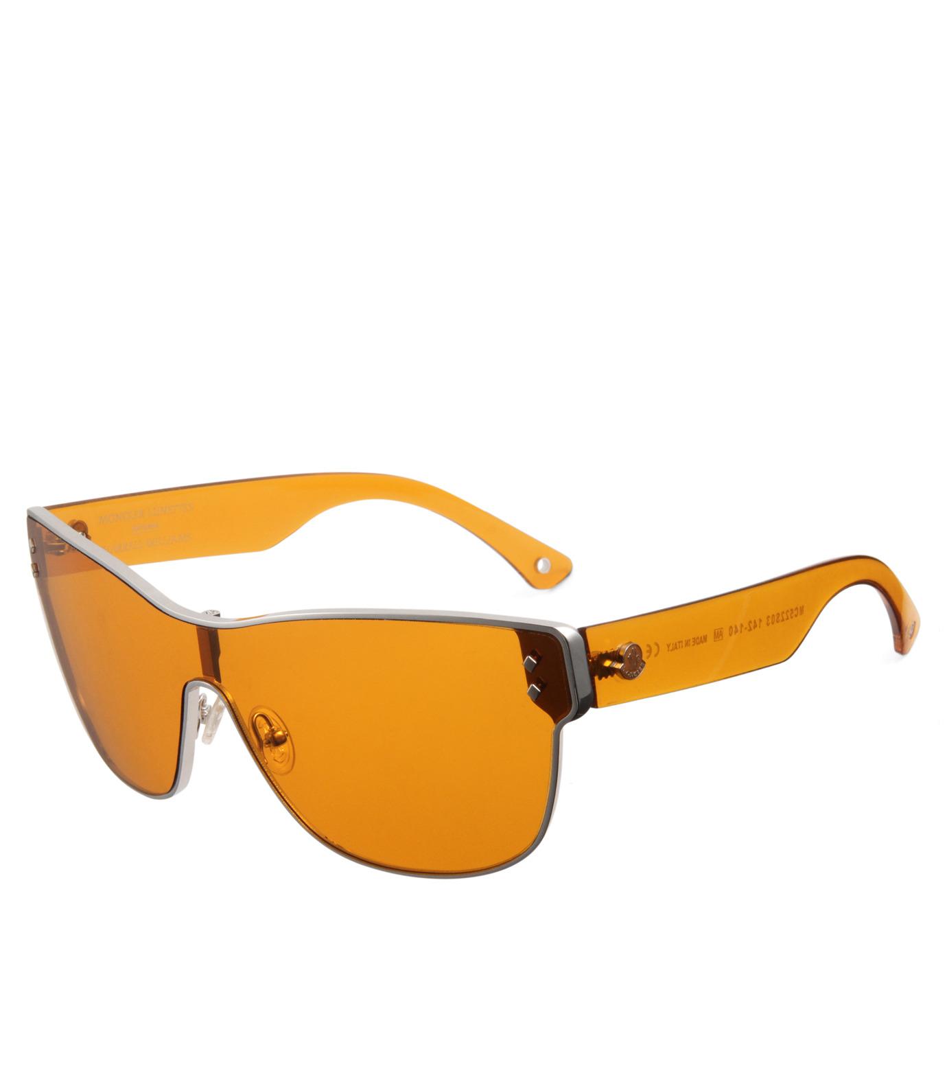Moncler Eyewear(モンクレールアイウェア)のEYEWEAR-YELLOW(アイウェア/eyewear)-MC522-32 拡大詳細画像1