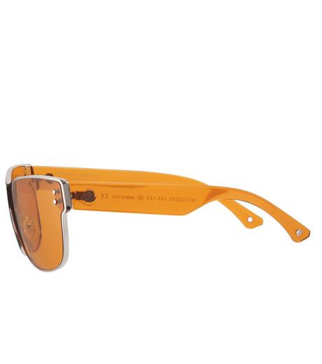 Moncler Eyewear(モンクレールアイウェア)のEYEWEAR-YELLOW(アイウェア/eyewear)-MC522-32 詳細画像2