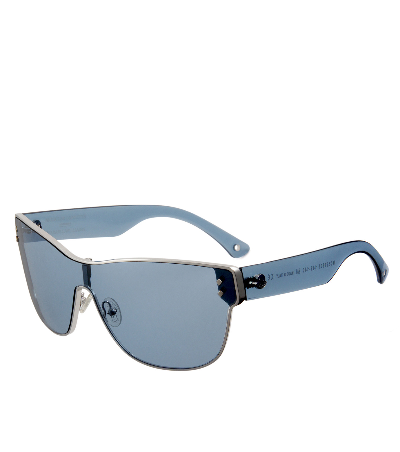 Moncler Eyewear(モンクレールアイウェア)のEYEWEAR-BLUE(アイウェア/eyewear)-MC522-92 拡大詳細画像1