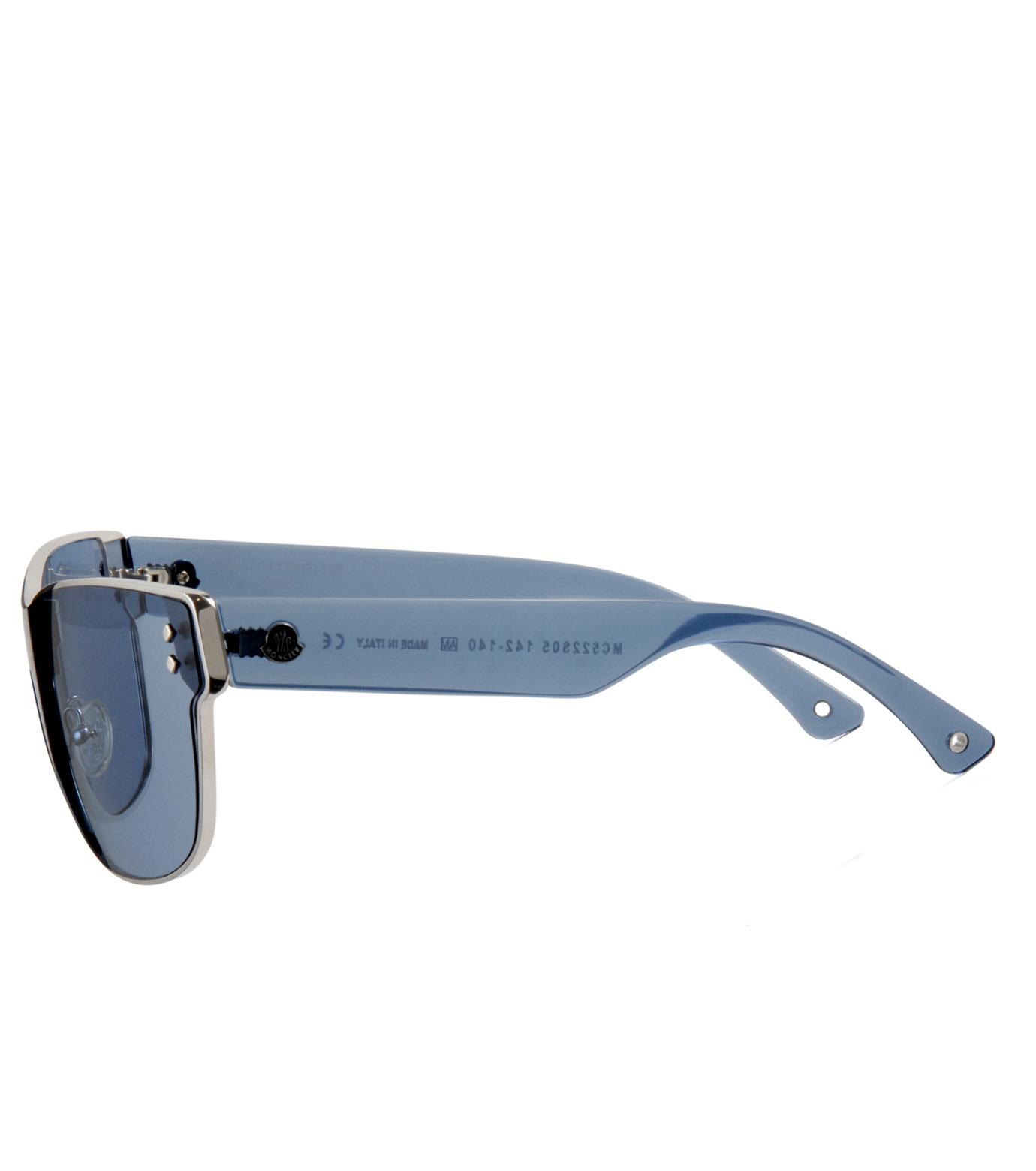 Moncler Eyewear(モンクレールアイウェア)のEYEWEAR-BLUE(アイウェア/eyewear)-MC522-92 拡大詳細画像2