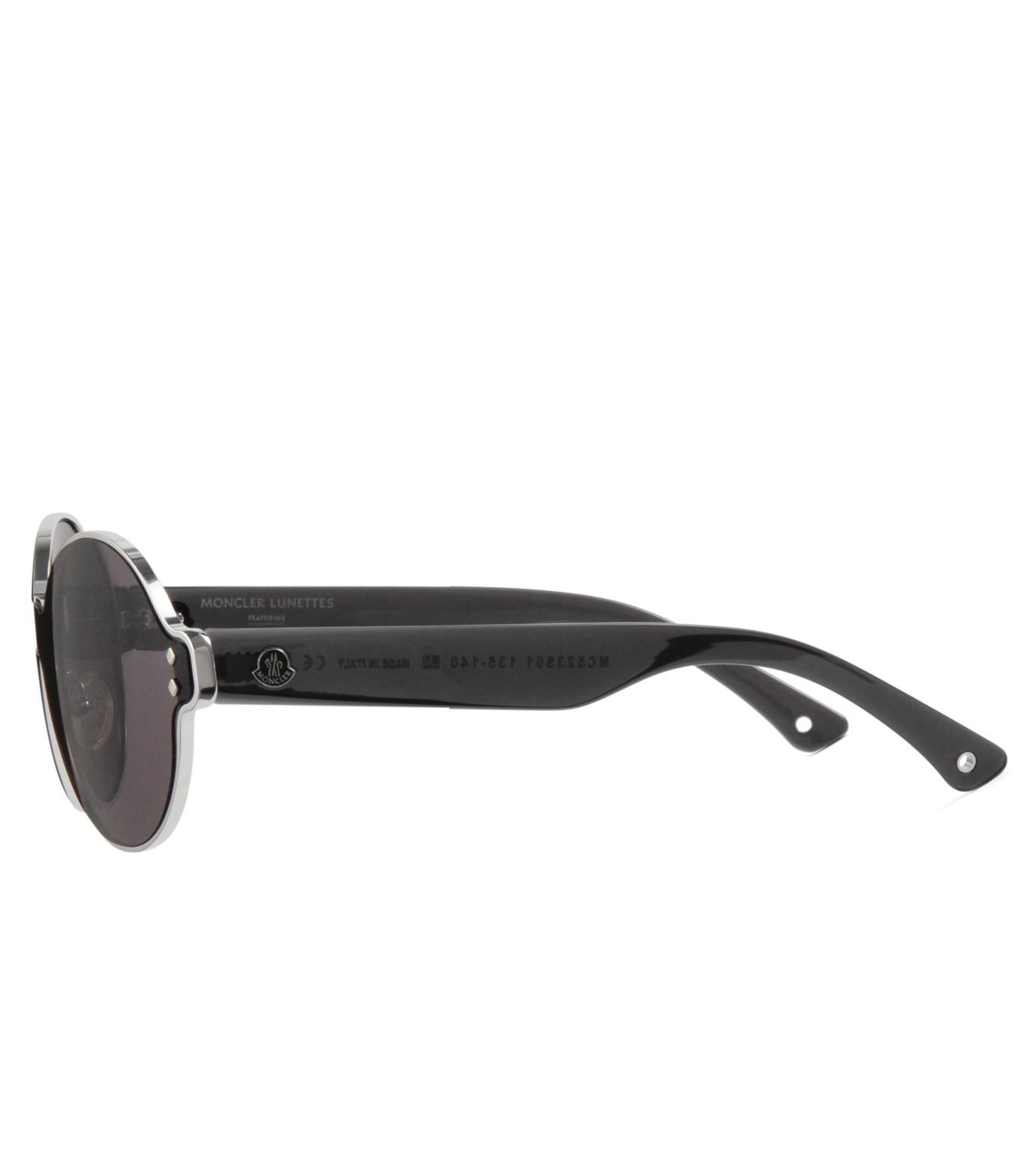 Moncler Eyewear(モンクレールアイウェア)のEYEWEAR-BLACK(アイウェア/eyewear)-MC523-13 拡大詳細画像2