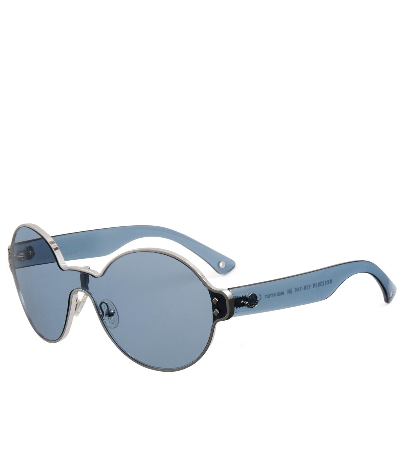 Moncler Eyewear(モンクレールアイウェア)のEYEWEAR-BLUE(アイウェア/eyewear)-MC523-92 拡大詳細画像1
