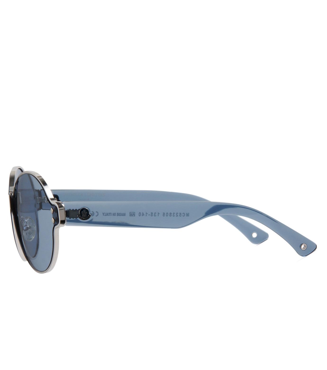 Moncler Eyewear(モンクレールアイウェア)のEYEWEAR-BLUE(アイウェア/eyewear)-MC523-92 拡大詳細画像2