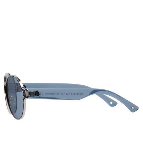 Moncler Eyewear(モンクレールアイウェア)のEYEWEAR-BLUE(アイウェア/eyewear)-MC523-92 詳細画像2