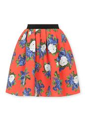 MSGMフラワースカート