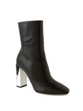 Jimmy Choo 164Short Boots Geometric Heel