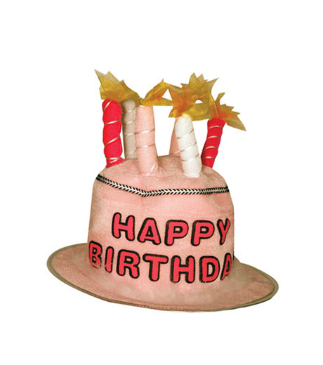 BIG MOUTH(ビッグマウス)のPink Happy Birthday Candle Hat-PINK(OTHER-GOODS/OTHER-GOODS)-MG-9022-72 詳細画像1