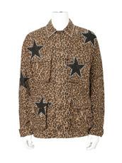 AMIRI(アミリ) Leopard Field Jacket