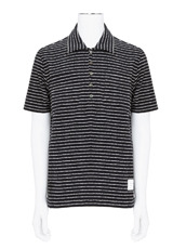 Thom Browne Chalk Stripe Polo