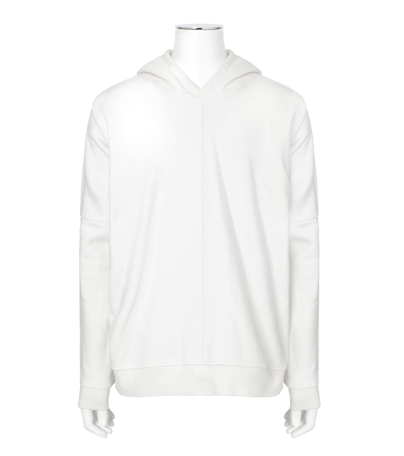 RtA(アールティーエー)のPullover Hoodie-WHITE(トップス/tops)-MKS24-1WHT-4 拡大詳細画像1