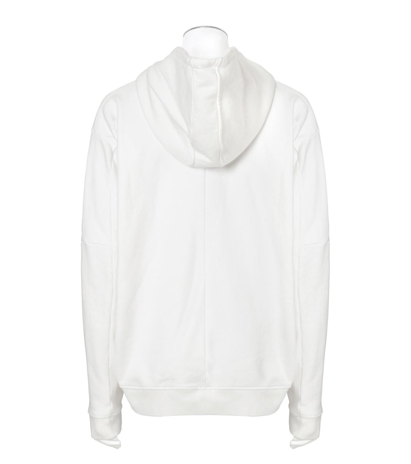RtA(アールティーエー)のPullover Hoodie-WHITE(トップス/tops)-MKS24-1WHT-4 拡大詳細画像2