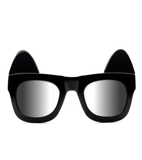 REVE(レヴェ)のMake Me Meow -Mirror--BLACK(アイウェア/eyewear)-MMM003-13 詳細画像1