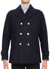 Thom Browne Melton Pcoat