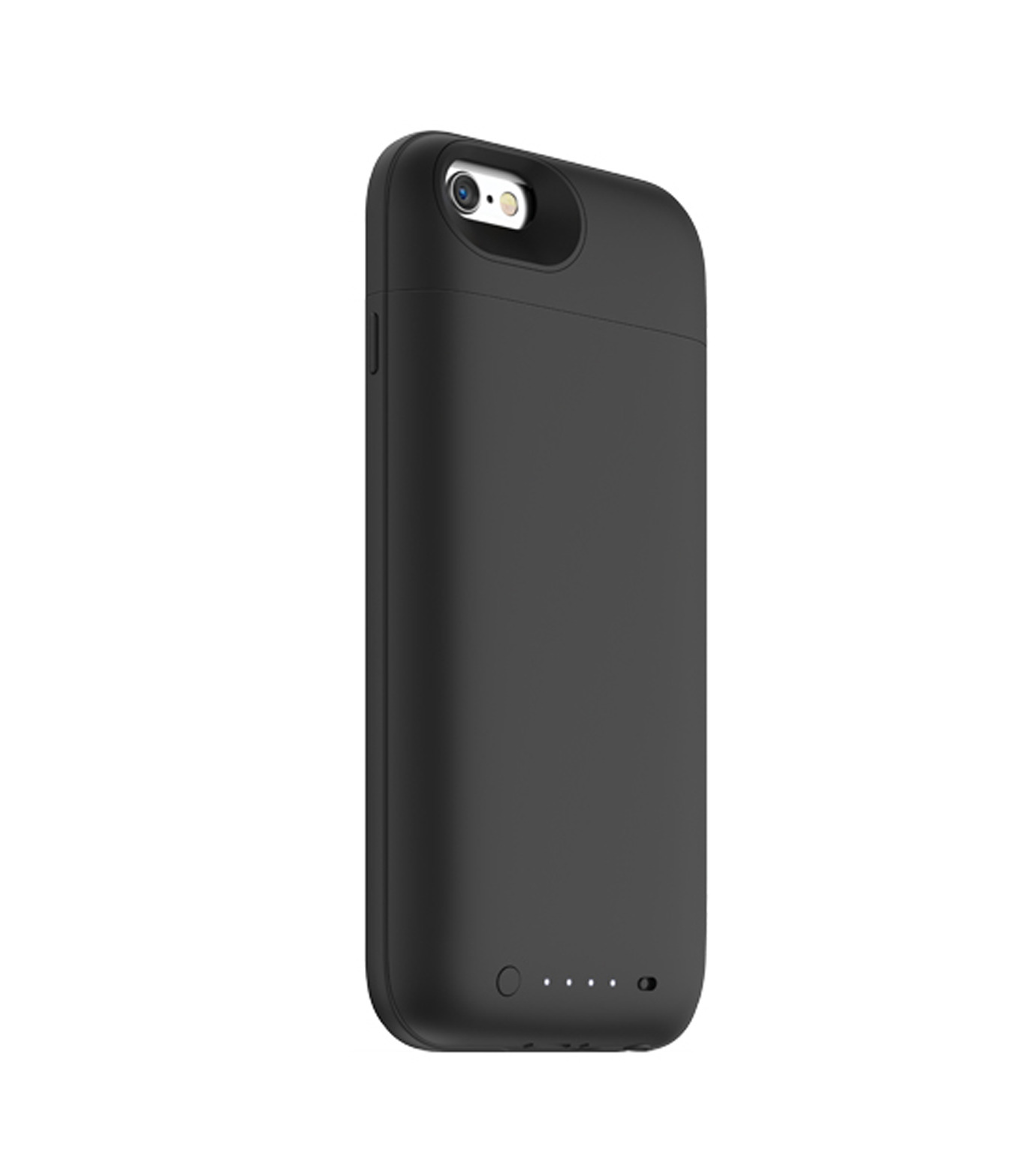 Mophie(モーフィー)のmophie juice pack air for iPhone 6-BLACK(ケースiphone6/6s/case iphone6/6s)-MOP-PH-0068-13 拡大詳細画像2