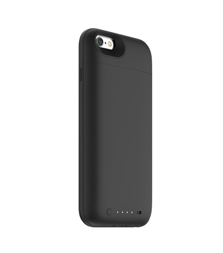 Mophie(モーフィー)のmophie juice pack air for iPhone 6-BLACK(ケースiphone6/6s/case iphone6/6s)-MOP-PH-0068-13 詳細画像2