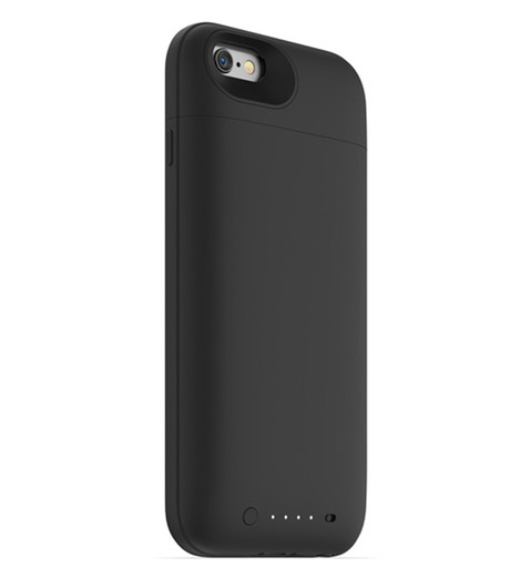 Mophie(モーフィー)のmophie juice pack ultra for iPhone 6-BLACK(ケースiphone6/6s/case iphone6/6s)-MOP-PH-0080-13 詳細画像3