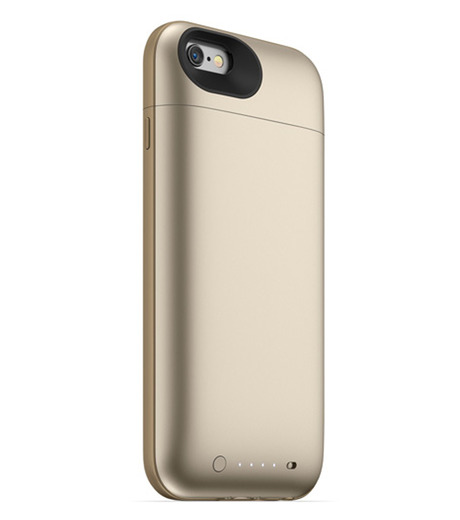 Mophie(モーフィー)のmophie juice pack ultra for iPhone 6-GOLD(ケースiphone6/6s/case iphone6/6s)-MOP-PH-0082-2 詳細画像3