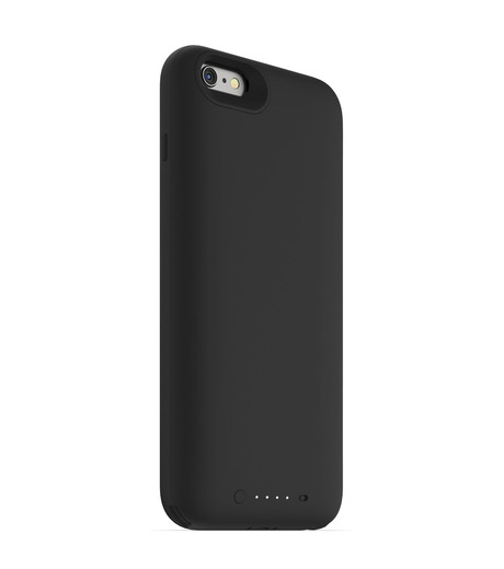 Mophie(モーフィー)のmophie juice pack wireless for iPhone6-BLACK(ケースiphone6/6s/case iphone6/6s)-MOP-PH-0143-13 詳細画像1