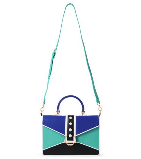 MAYRAFEDANE()のnicole-GREEN(ハンドバッグ/hand bag)-MRF015-22 詳細画像1