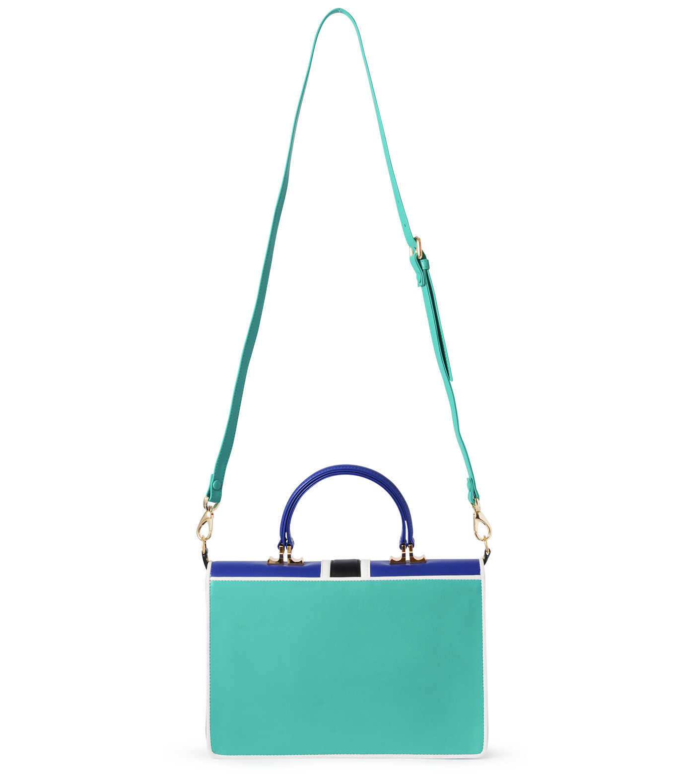 MAYRAFEDANE()のnicole-GREEN(ハンドバッグ/hand bag)-MRF015-22 拡大詳細画像2