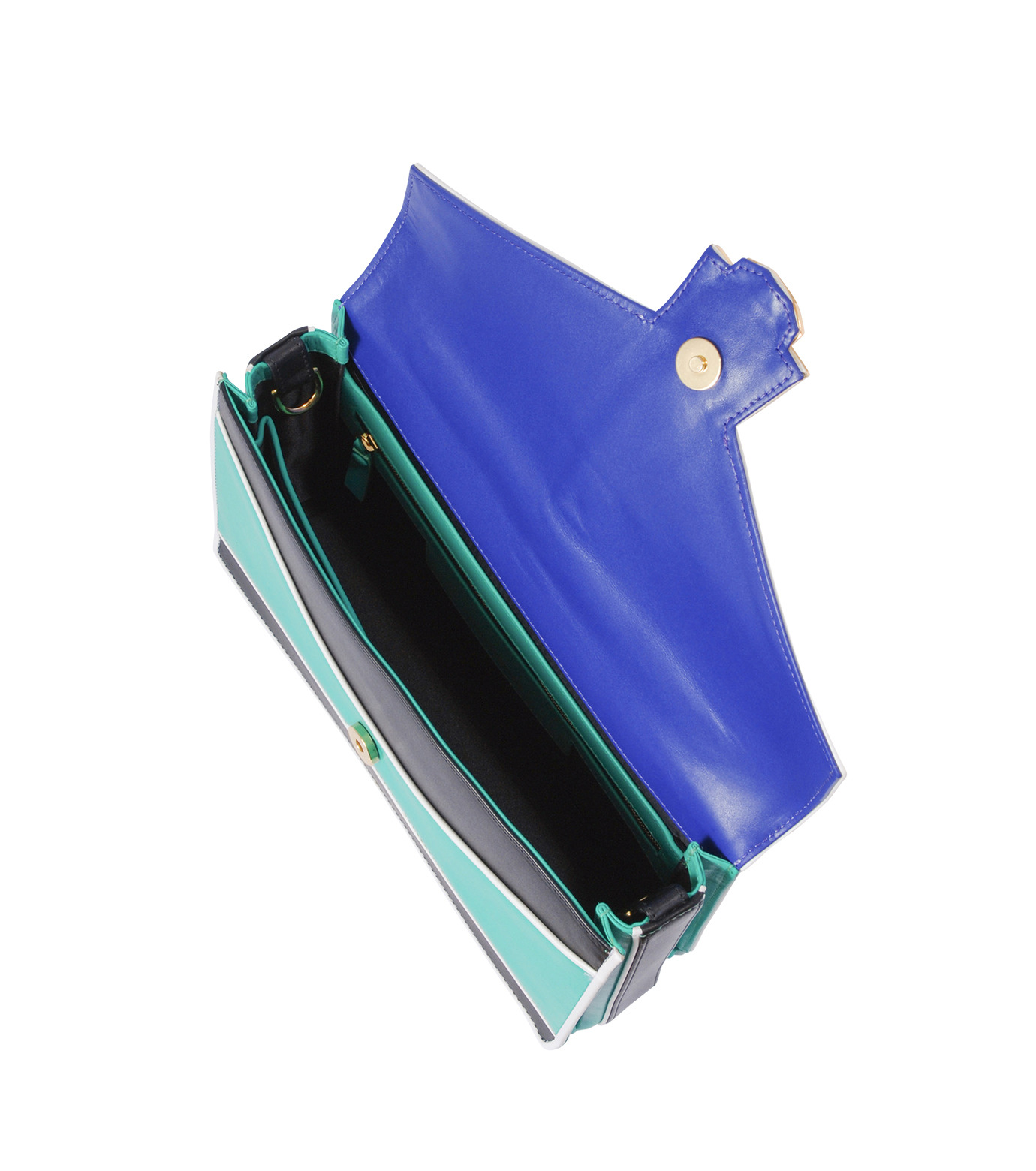 MAYRAFEDANE()のnicole-GREEN(ハンドバッグ/hand bag)-MRF015-22 拡大詳細画像4