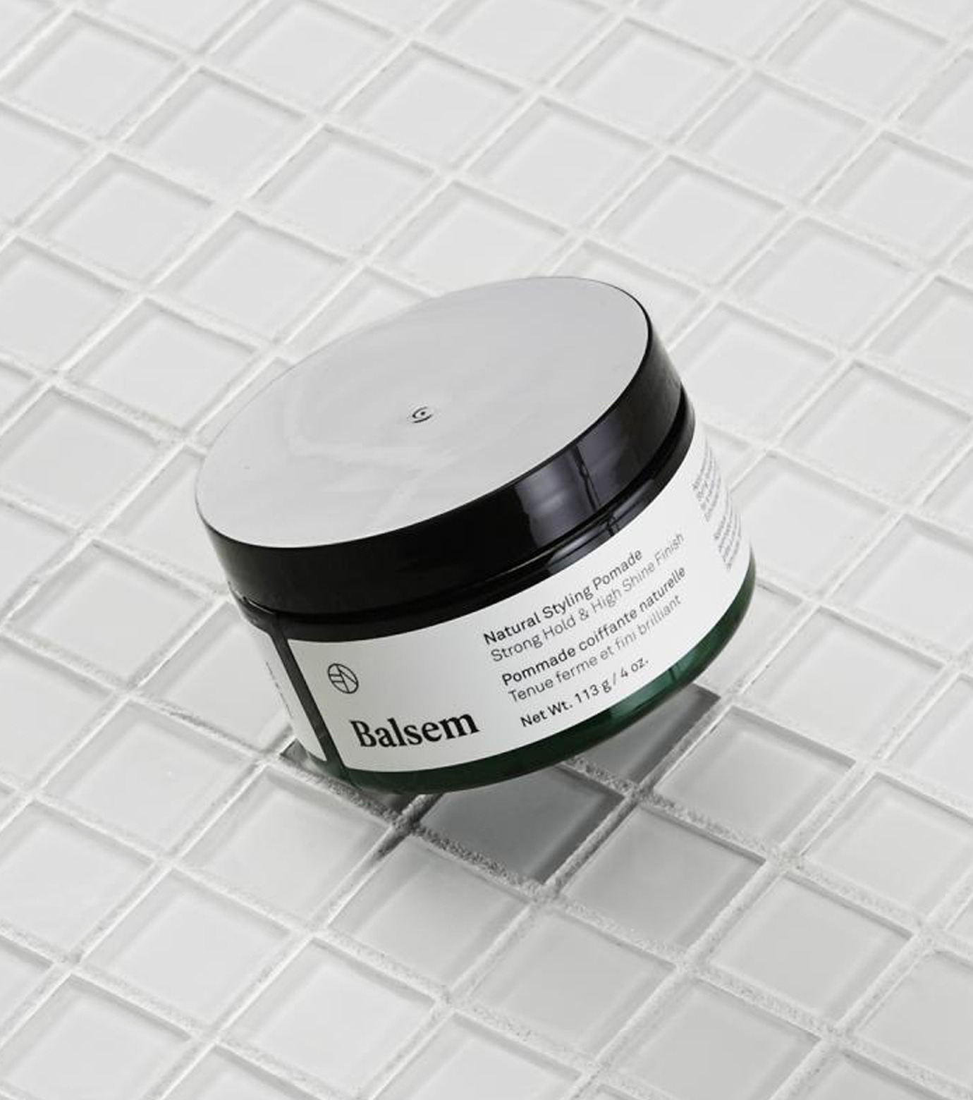 BALSEM()のNATURAL STYLING POMADE113g-WHITE(HAIR-CARE-GROOMING/HAIR-CARE-GROOMING)-MS-31021B-4 拡大詳細画像3
