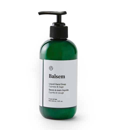BALSEM()のLIQUID HAND SOAP 240ml-WHITE(BATH-BODY-GROOMING/BATH-BODY-GROOMING)-MS-31030B-4 詳細画像1