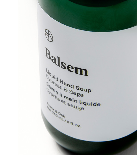 BALSEM()のLIQUID HAND SOAP 240ml-WHITE(BATH-BODY-GROOMING/BATH-BODY-GROOMING)-MS-31030B-4 詳細画像2
