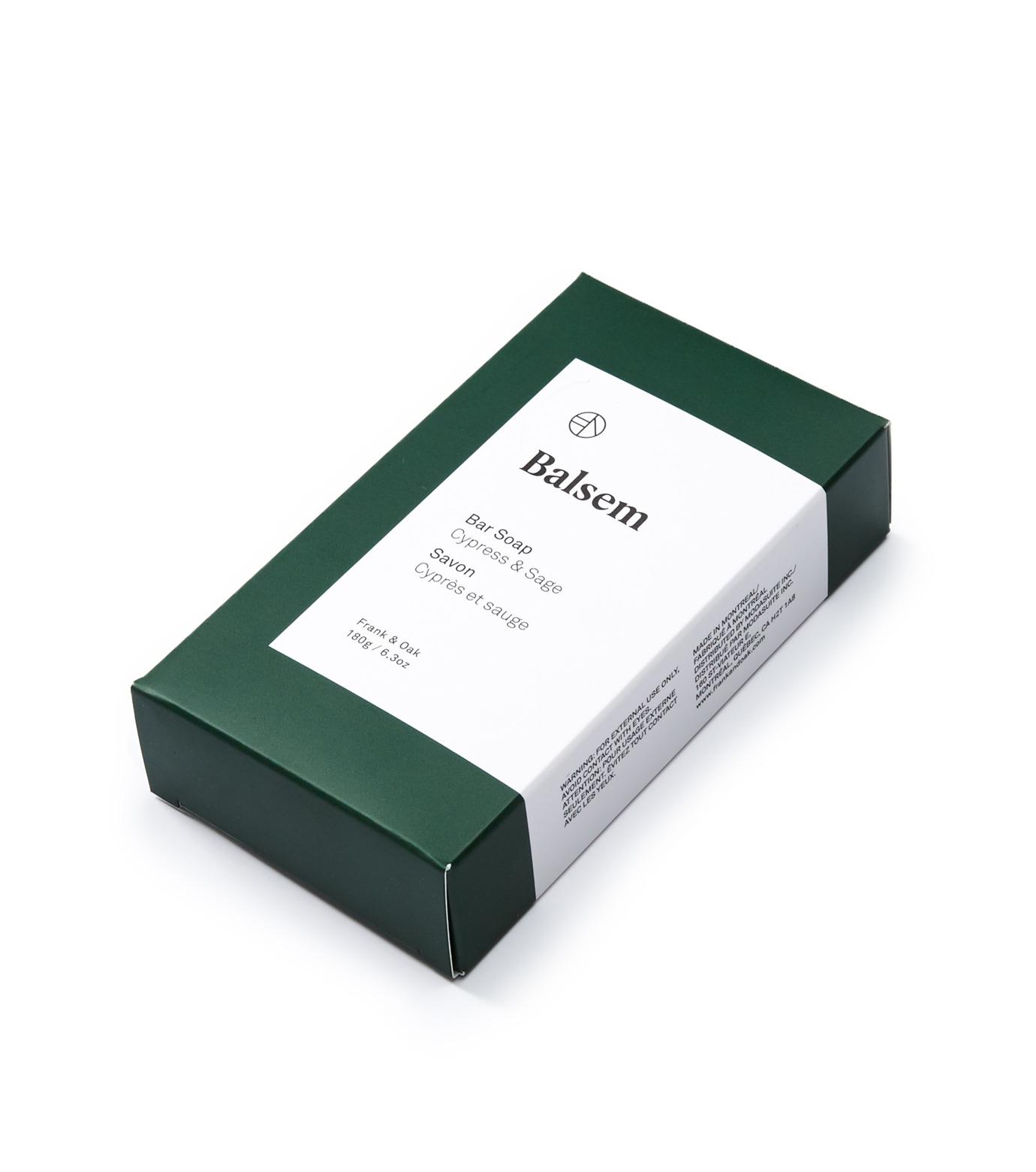 BALSEM()のBAR SOAP C/S 180g-WHITE(BATH-BODY-GROOMING/BATH-BODY-GROOMING)-MS-31031B-4 拡大詳細画像3