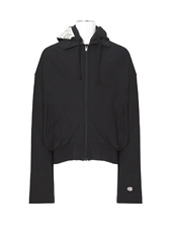 VETEMENTS(ヴェトモン) ARCHIVE PATCH ZIP UP HOODIE