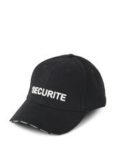 VETEMENTS(ヴェトモン) SECURITE CAP