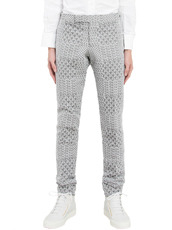 Thom Browne Stamp Jacquard Pants