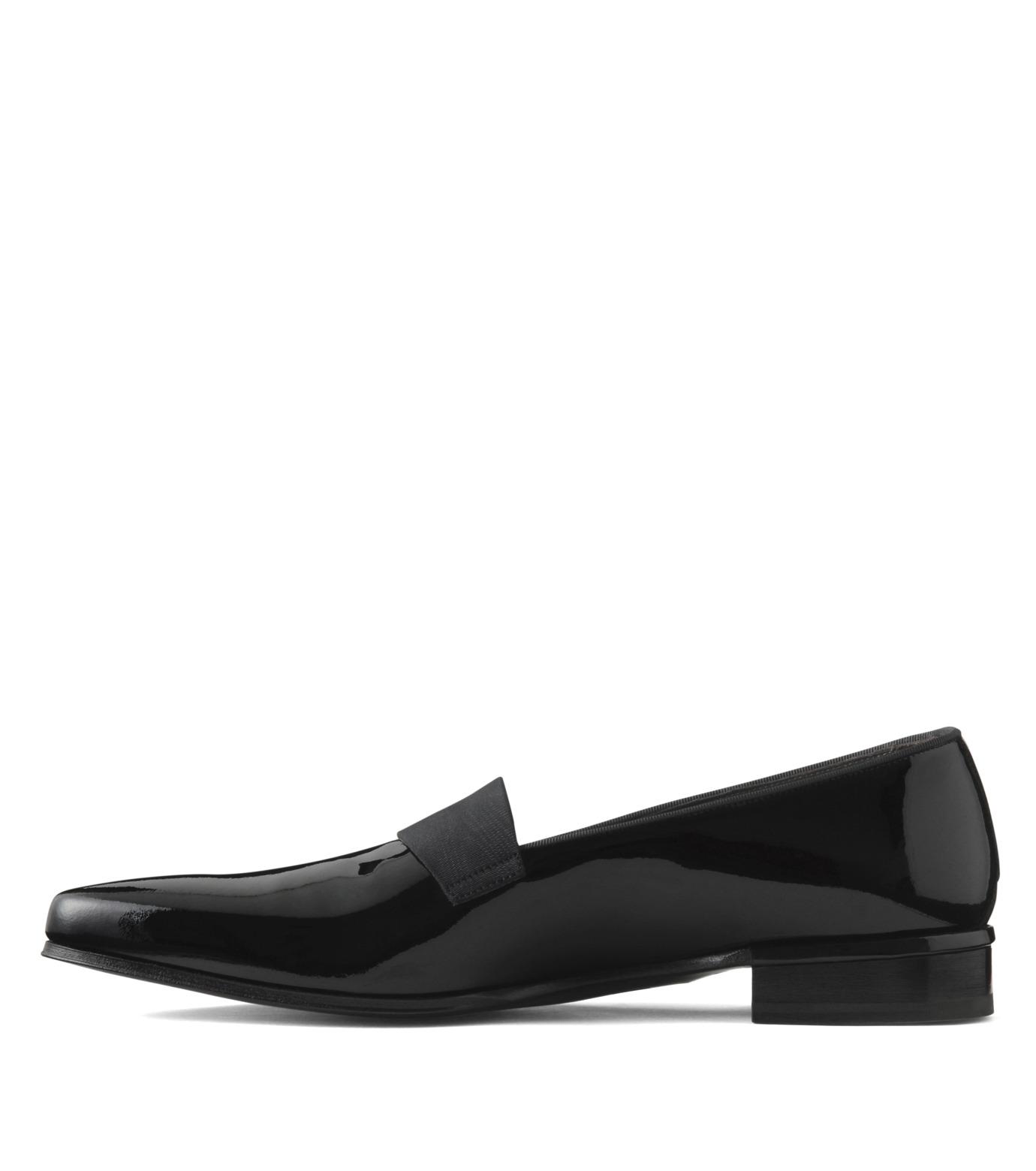 Max Verre(マックス ヴェッレ)のPatent Slip on-BLACK(シューズ/shoes)-MV910-CHESTE-13 拡大詳細画像2